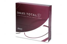 Dailies TOTAL1 (90db lencse) - Alcon