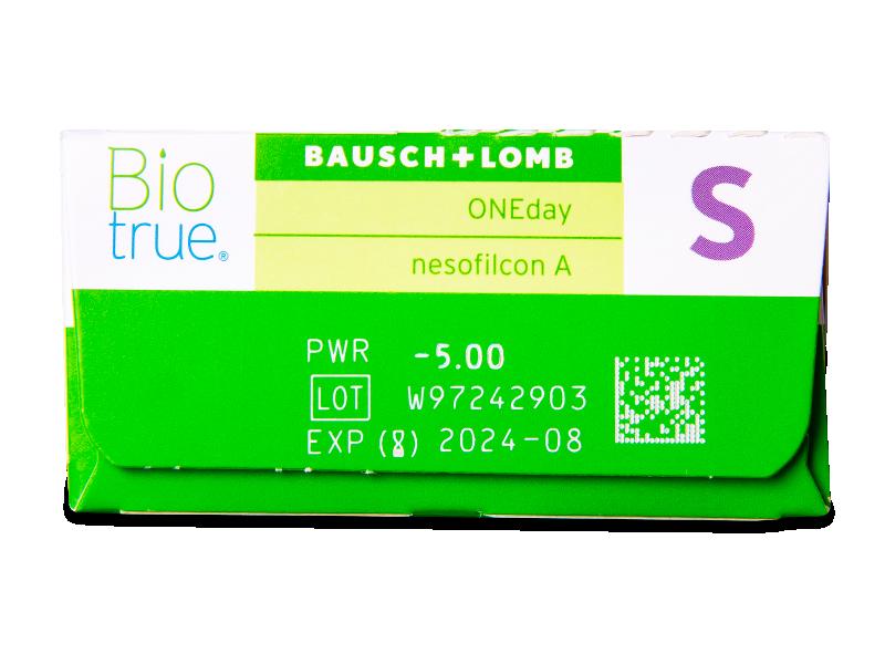 Biotrue ONEday (30db lencse)