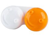 alensa.hu - Kontaktlencsék - 3D Kontaktlencse tartó - narancs