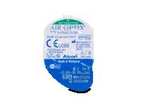 Air Optix plus HydraGlyde for Astigmatism (6db lencse)
