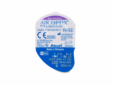 Air Optix plus HydraGlyde Multifocal (6 db lencse)