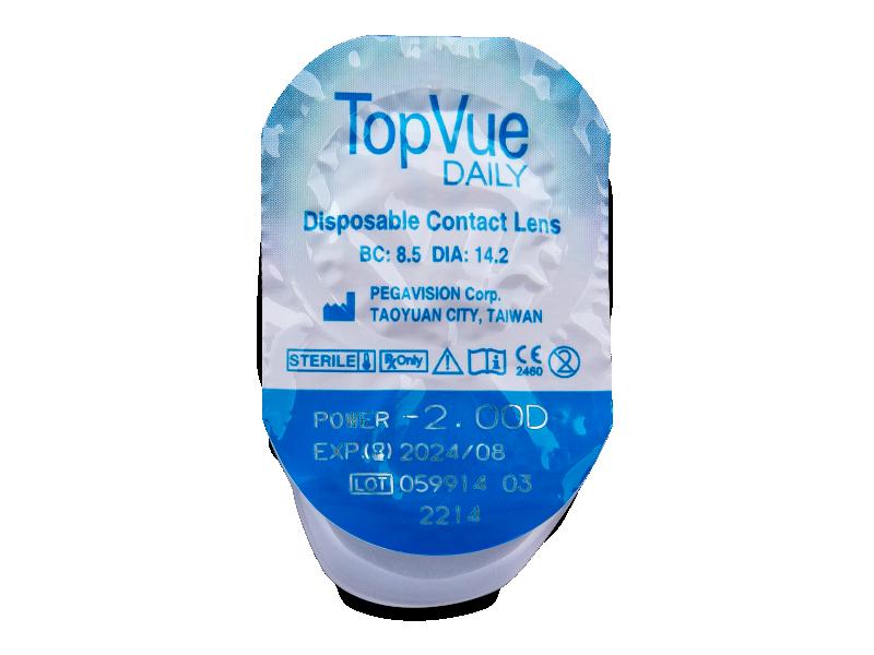 TopVue Daily (10db lencse)