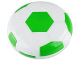 alensa.hu - Kontaktlencsék - Lencse tartó tükörrel - Futball labda - zöld