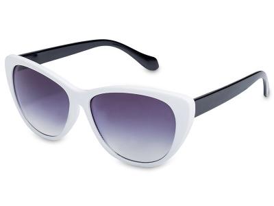 OutWear napszemüveg Fehér/Fekete