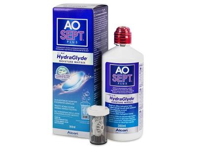 AO SEPT PLUS HydraGlyde ápolószer 360ml