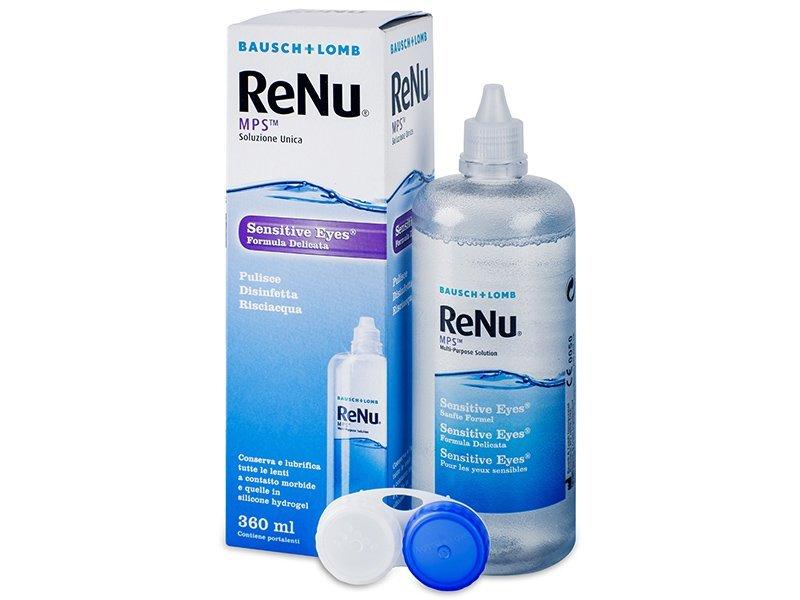 ReNu MPS Sensitive Eyes ápolószer 360 ml