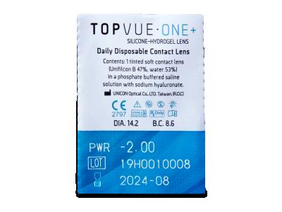 TopVue One+ (30 db lencse)