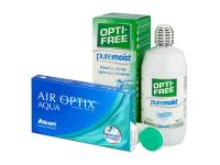 alensa.hu - Kontaktlencsék - Air Optix Aqua (3 db lencse)