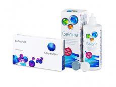 Biofinity XR (3 db lencse) + 360 ml Gelone ápolószer