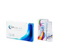 TopVue Air (6 db lencse) + Laim Moisture szemspray