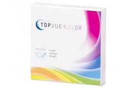 TopVue Color - dioptriával (2db lencse)