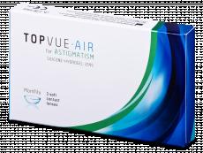 TopVue Air for Astigmatism (3db lencse)