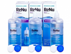 ReNu MPS Sensitive Eyes ápolószer 3 x 360 ml
