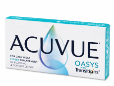 Acuvue Oasys with Transitions (6 db lencse)