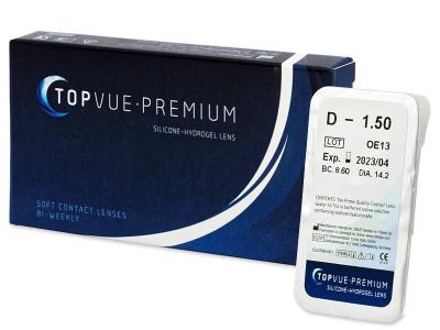TopVue Premium (1 db lencse)