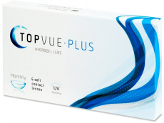 TopVue Monthly Plus (6 db lencse)