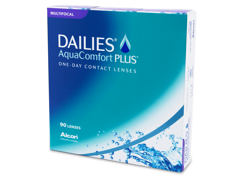 Dailies AquaComfort Plus Multifocal (90 db lencse)