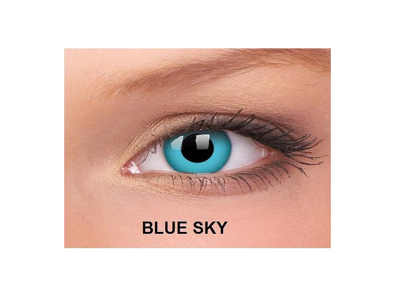 Blue sky (Ég kék)