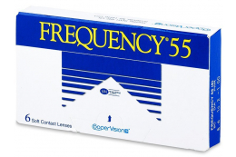 Frequency 55 (6db lencse) - Cooper Vision