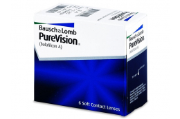 PureVision (6db lencse) - Bausch and Lomb