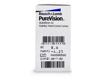PureVision (6db lencse)