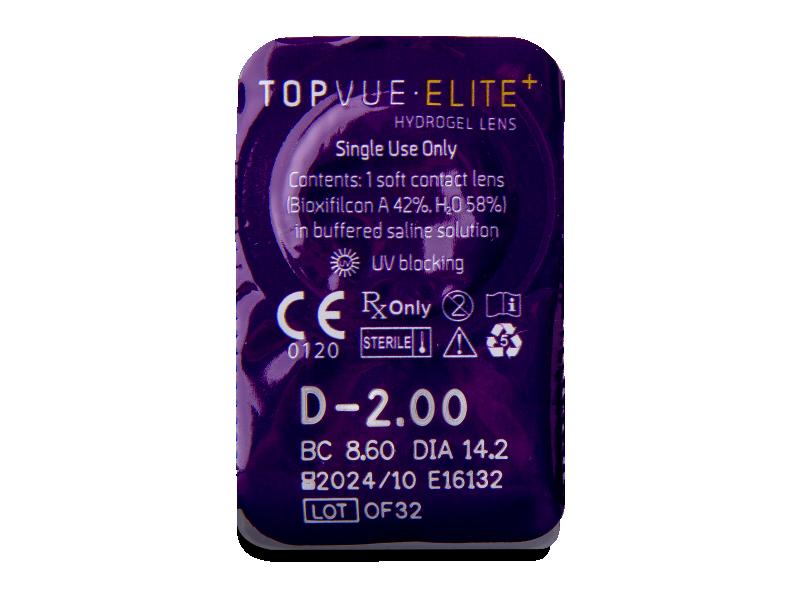 TopVue Elite+ (30 db lencse)