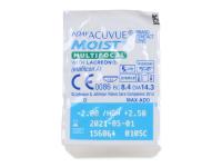 1 Day Acuvue Moist Multifocal (30 db lencse)