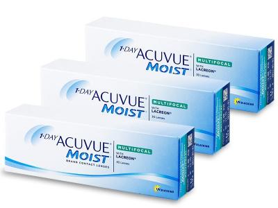 1 Day Acuvue Moist Multifocal (90 db lencse)