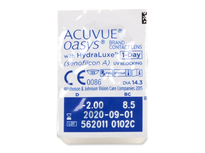 Acuvue Oasys 1-Day (90 db lencse)