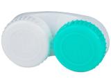 alensa.hu - Kontaktlencsék - Zöld és fehér L/R jelzéssel ellátott kontaktlencse tartó
