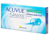 alensa.hu - Kontaktlencsék - Acuvue Oasys for Presbyopia
