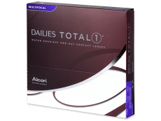 Dailies TOTAL1 Multifocal (90 lencse)