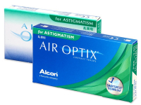 alensa.hu - Kontaktlencsék - Air Optix for Astigmatism