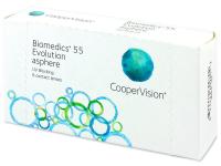 alensa.hu - Kontaktlencsék - Biomedics 55 Evolution