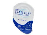 Focus Dailies All Day Comfort (30db lencse)