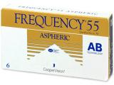 alensa.hu - Kontaktlencsék - Frequency 55 Aspheric
