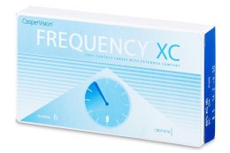 FREQUENCY XC (6 db lencse) - Cooper Vision