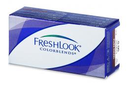 FreshLook ColorBlends - dioptria nélkül (2db lencse) - Alcon