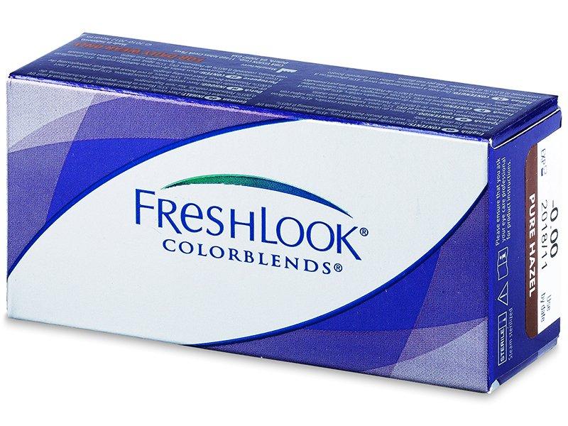FreshLook ColorBlends - dioptria nélkül (2db lencse)