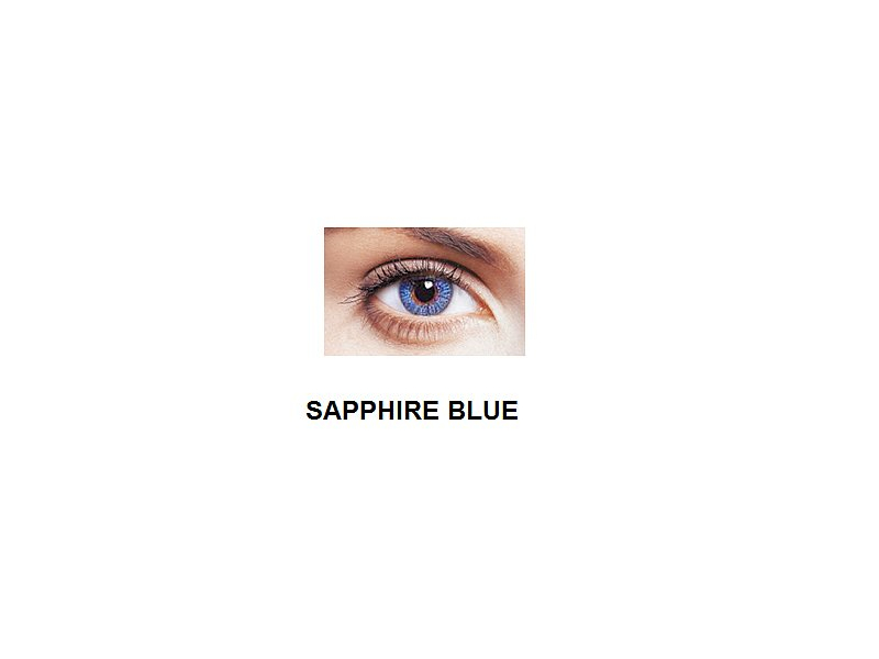 Sapphire Blue (Zafír)
