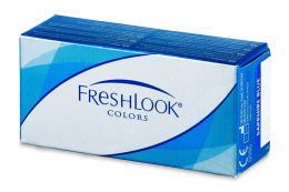 FreshLook Colors - dioptriával (2db lencse) - Alcon