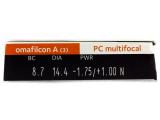 Proclear Multifocal (3db lencse)