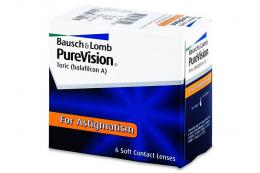 PureVision Toric (6db lencse)