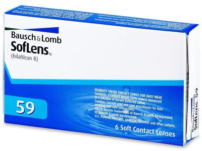 SofLens 59 (6db lencse)