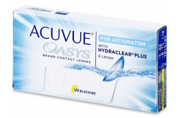 Acuvue Oasys for Astigmatism (6db lencse)