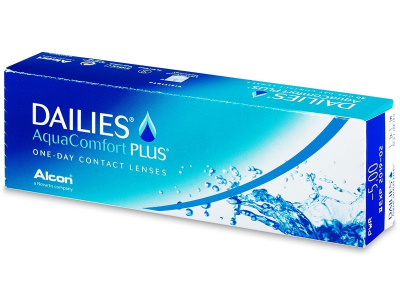Dailies AquaComfort Plus (30 db lencse)