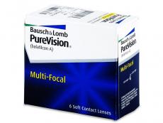 PureVision Multi-Focal (6db lencse)