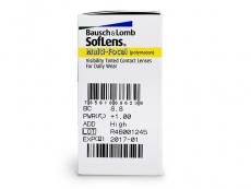 SofLens Multi-focal (6db lencse)