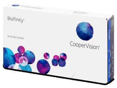 Biofinity (6db lencse)