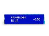 FreshLook One Day Color - dioptria nélkül (10db lencse)
